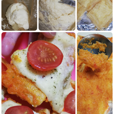 チーズ レシピ 餅